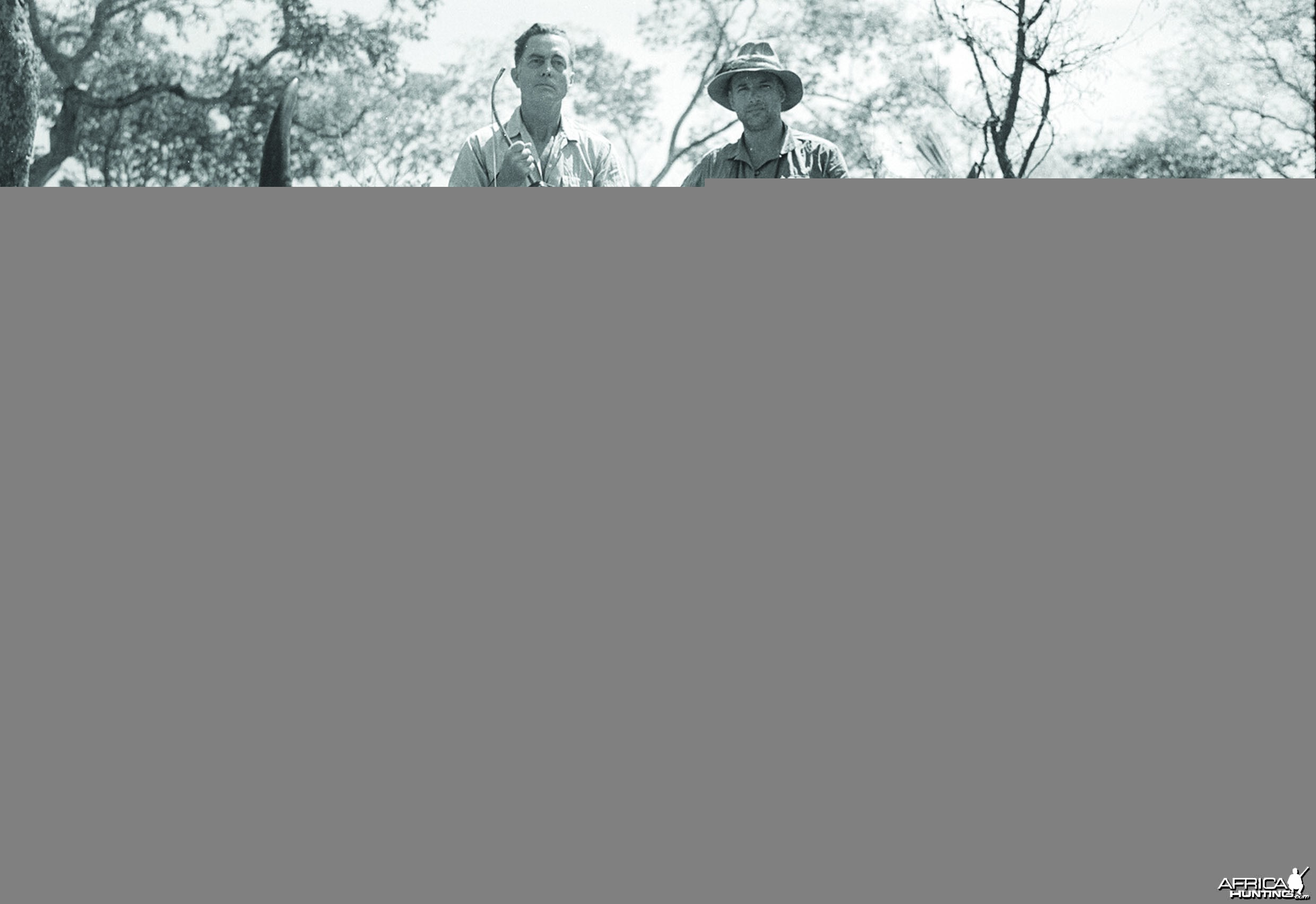 Jorge Alves de Lima with Black Rhino