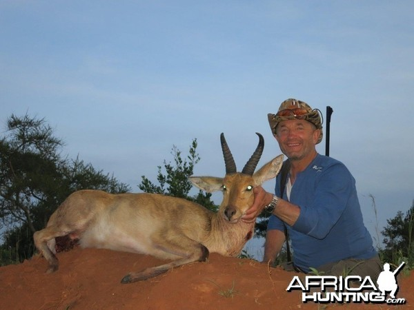 Hunting Uganda Eastern Bohor Reedbuck