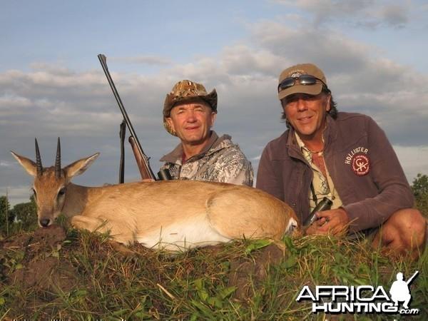 Hunting Uganda Oribi