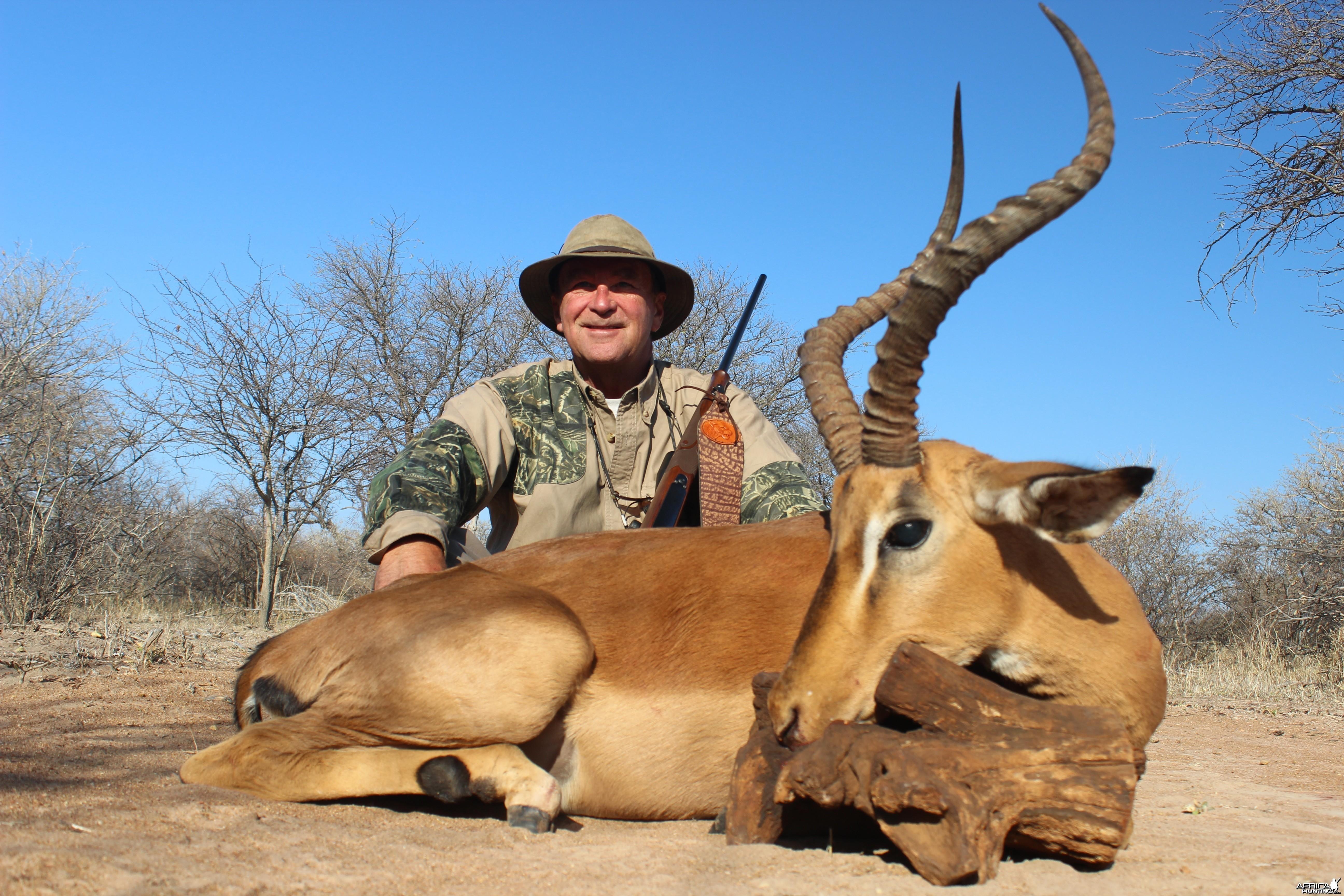 Impala, Motsomi Safaris, 7/13