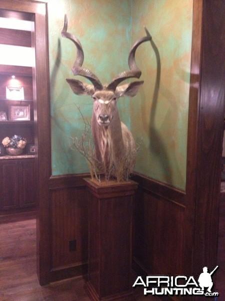 Kudu Pedestal