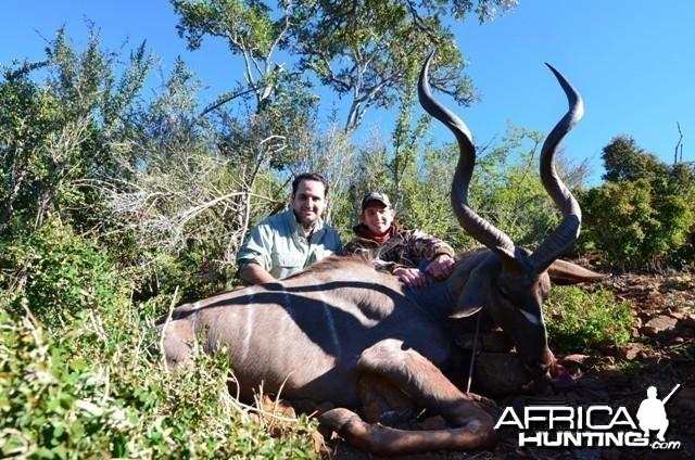Will first African Animal Kudu