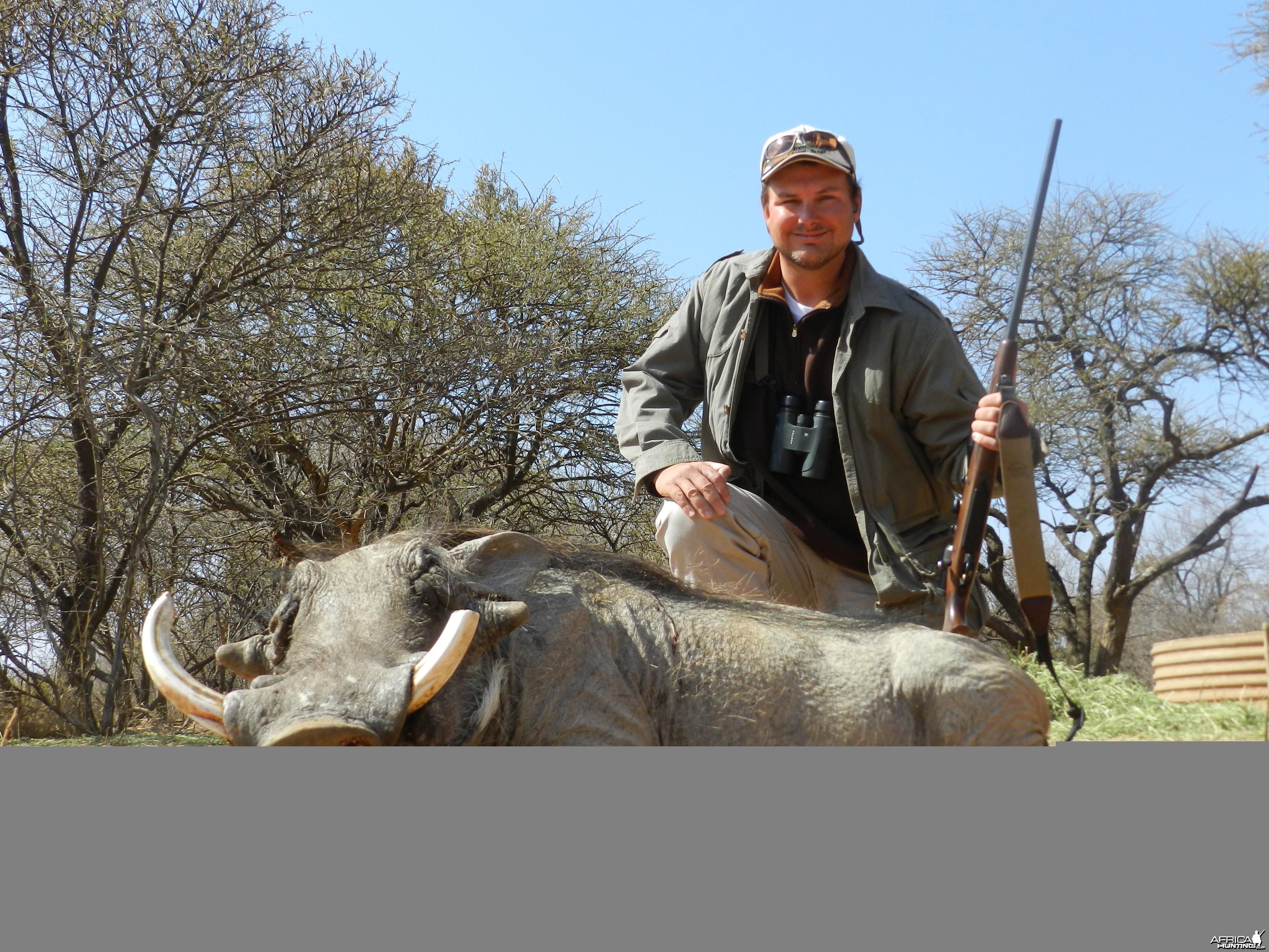 My Old Warthog