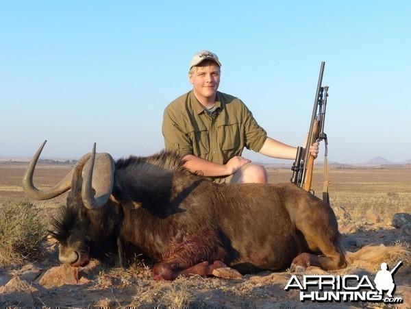 Zak Black Wildebeest 2013