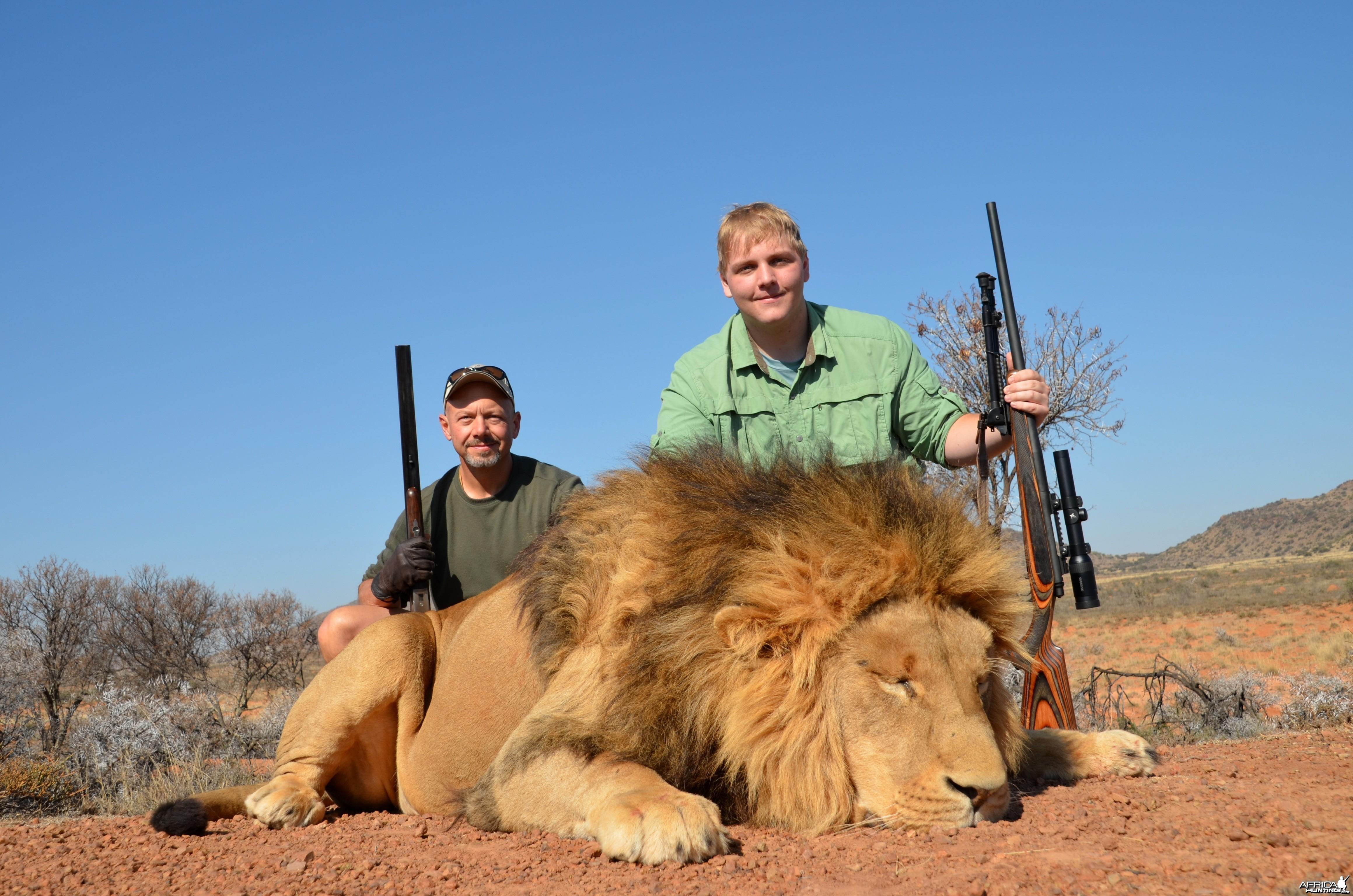 Zak Lion 2013