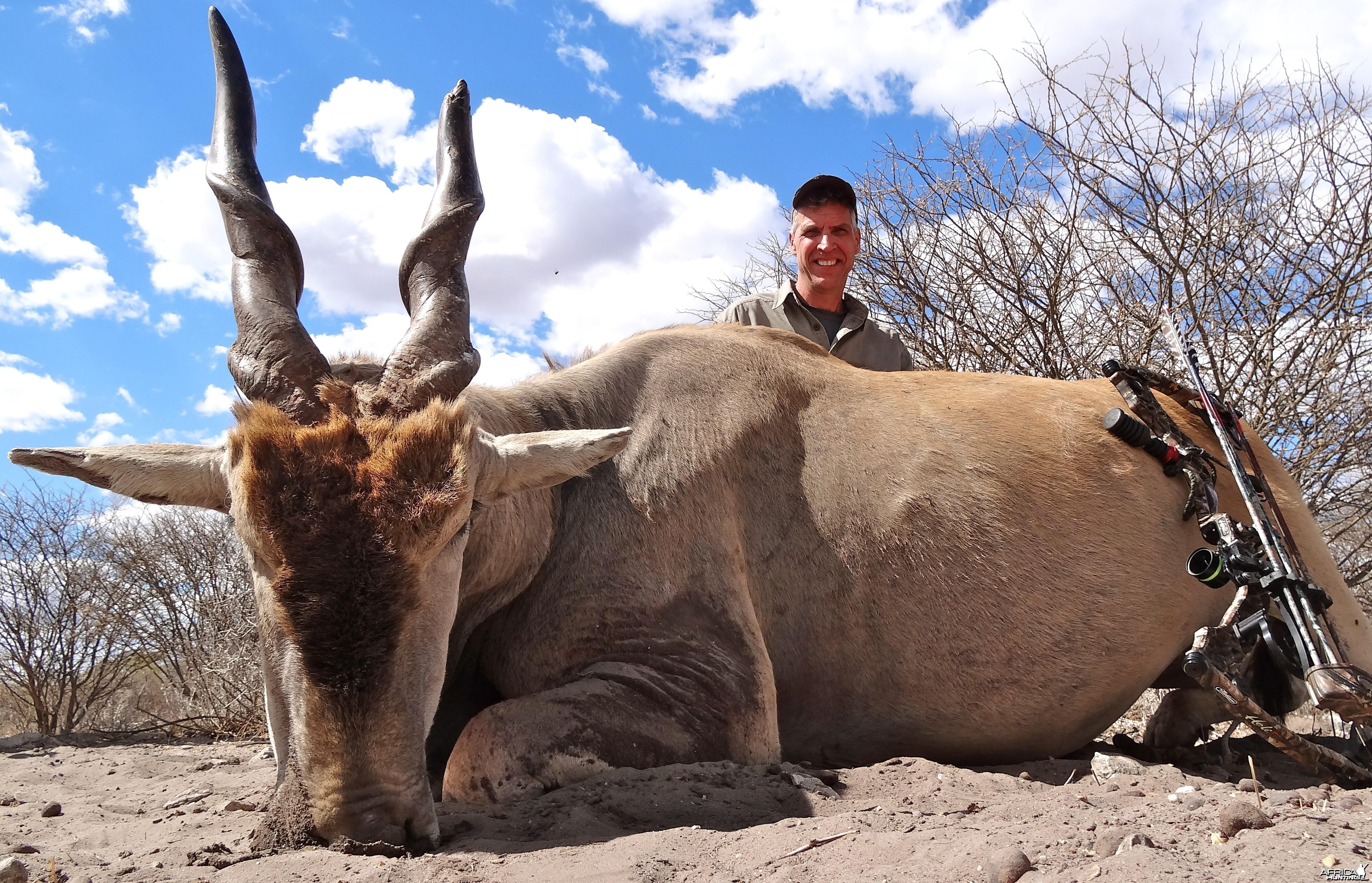 Eland Botswana 2013