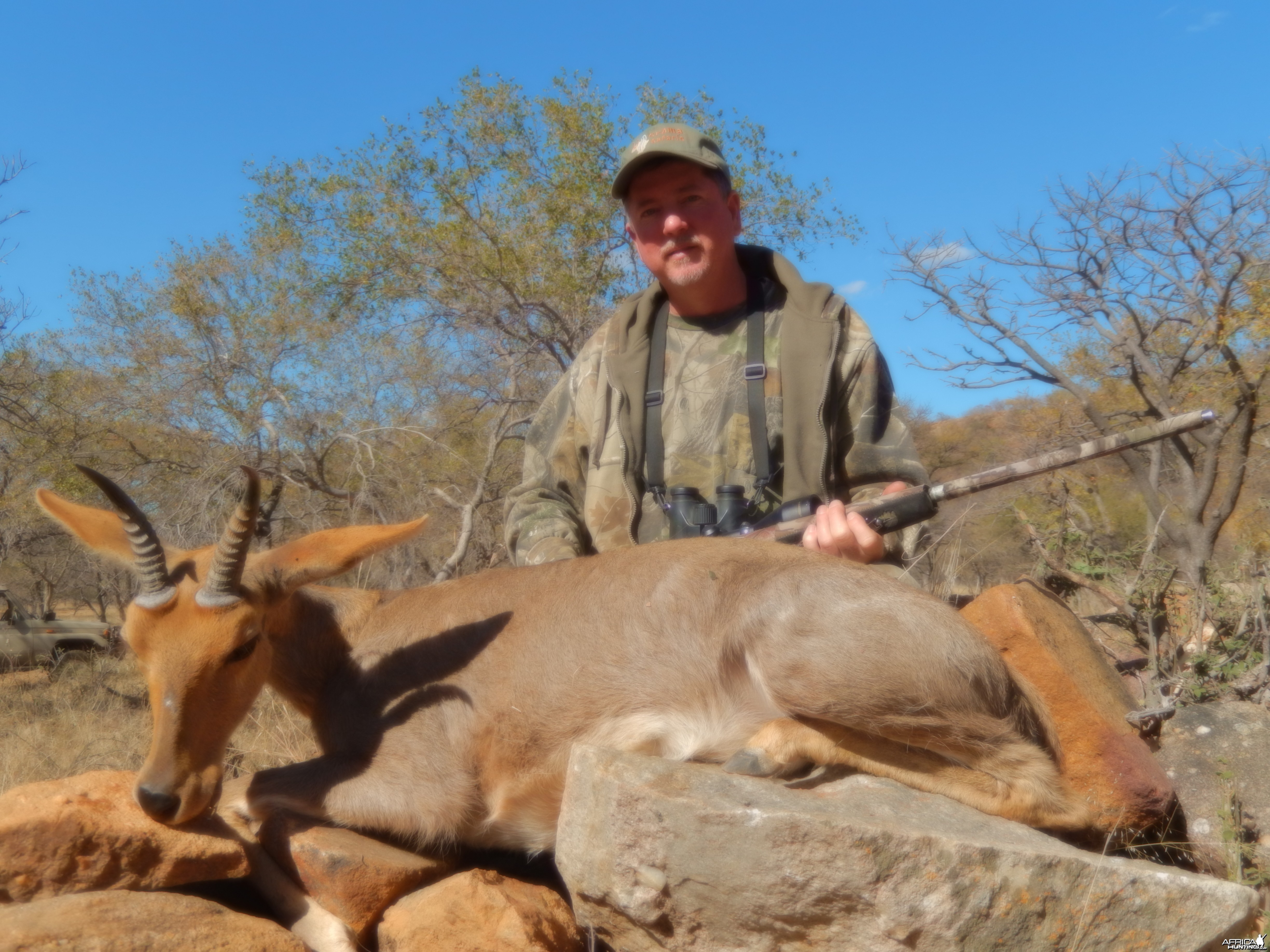6-1/2'' mountain reedbuck s.a.
