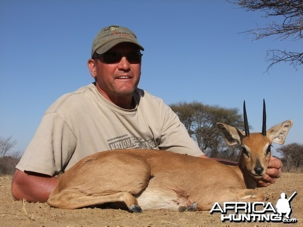 """4 7/8"""" Steenbok NW South Africa"""