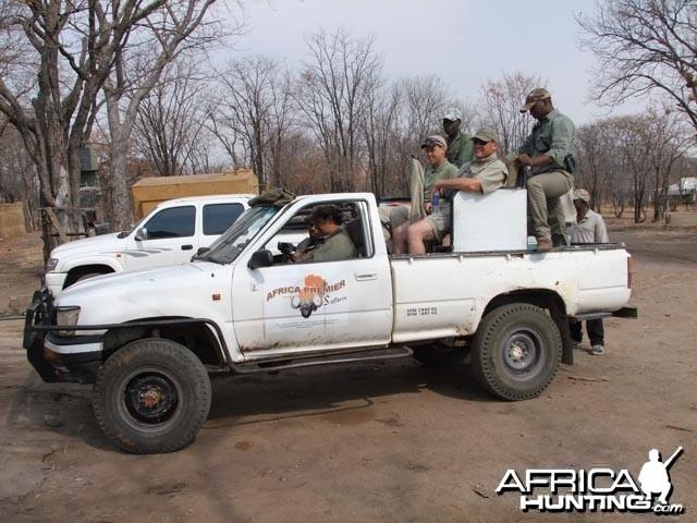 Nice Trucks in Zim!