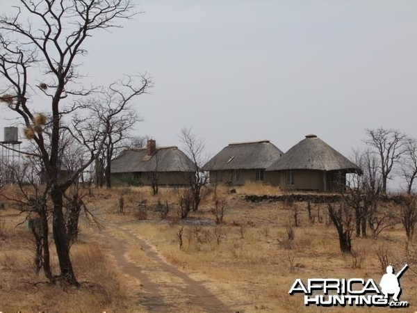 Remote Hwange Deka Camp