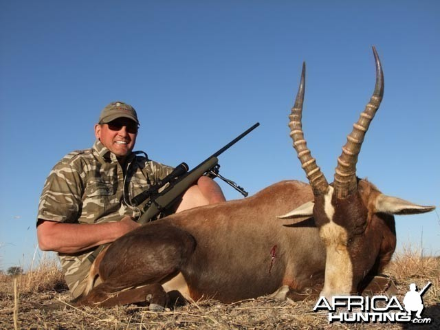 Blesbok @ 336 Yards
