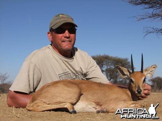 """4 14/16"""" Steenbok"""