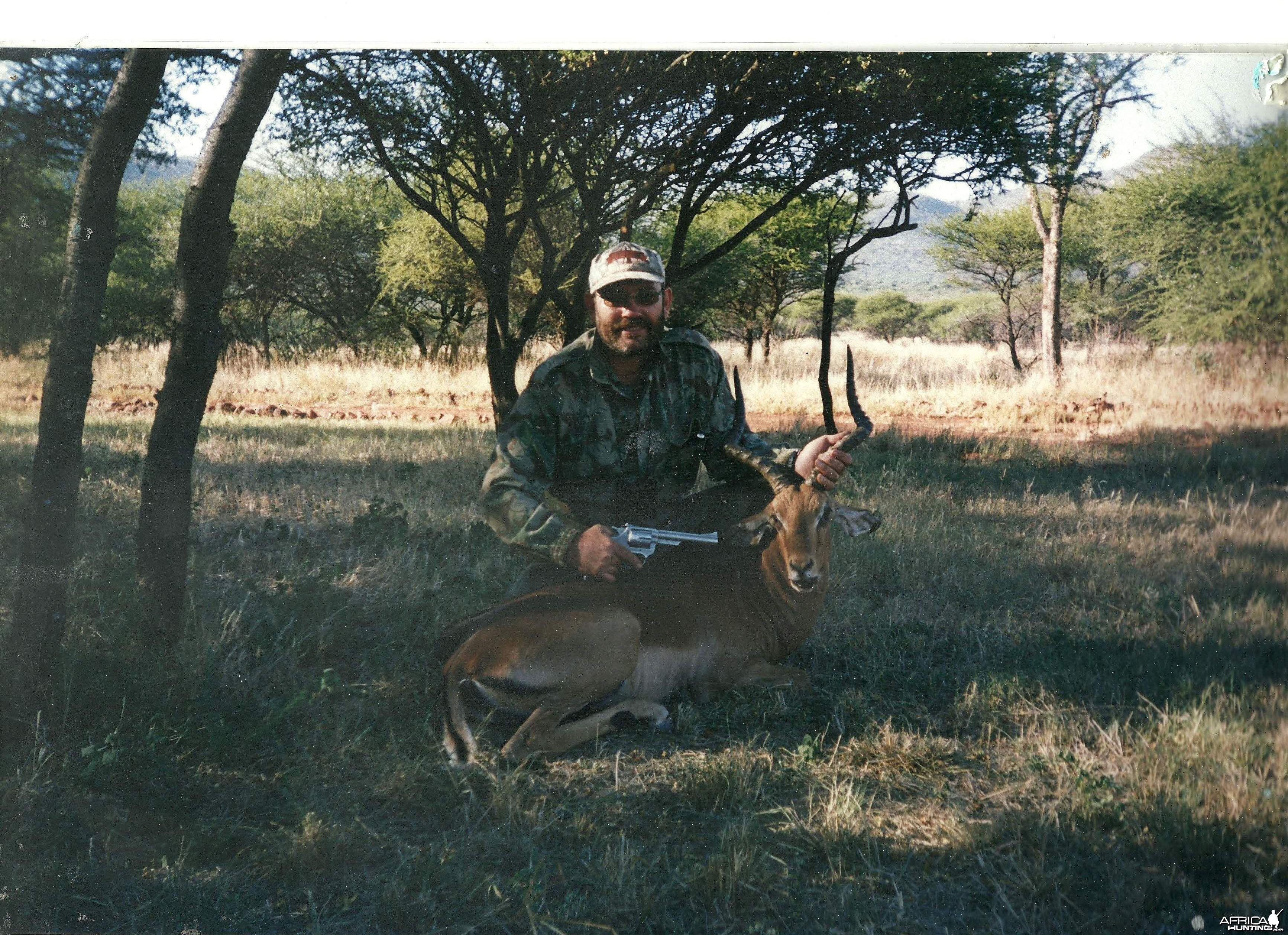 357 mag impala + 20 m stalk