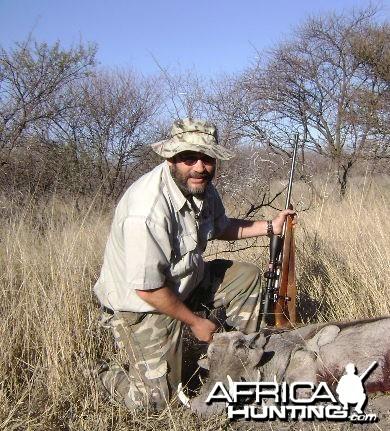 Bushveld warthog-30-06