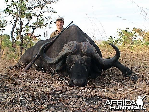 Hunting Cape Buffalo in Tanzania - 42 inch