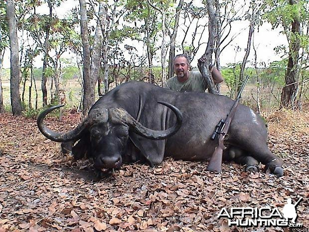 Hunting Cape Buffalo in Tanzania - 49 inch