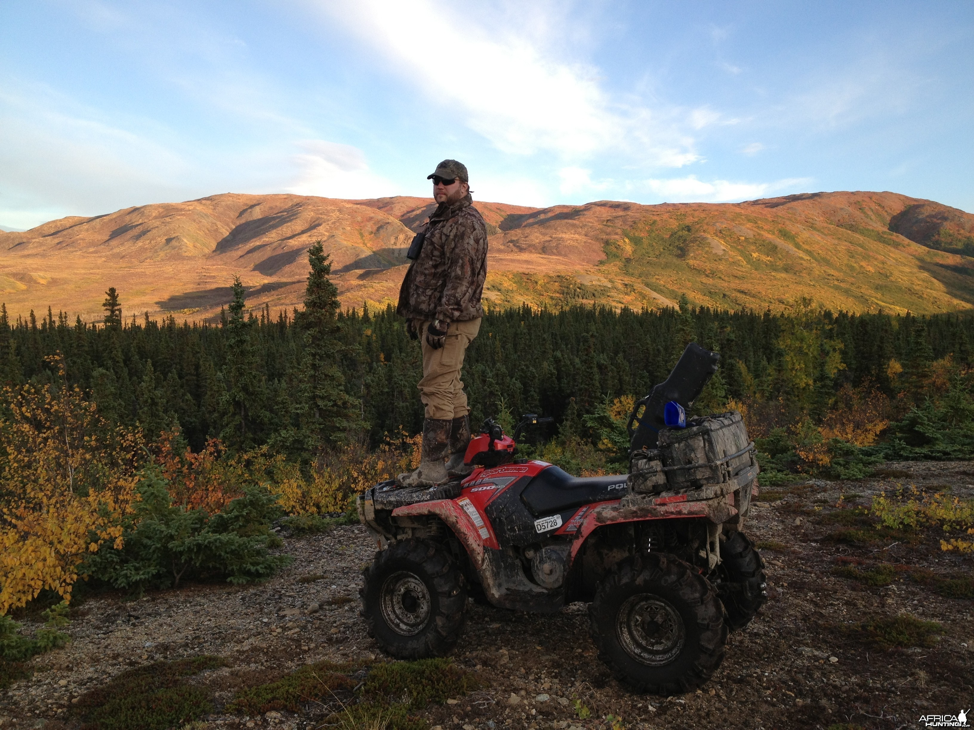 Polaris on the Mountain