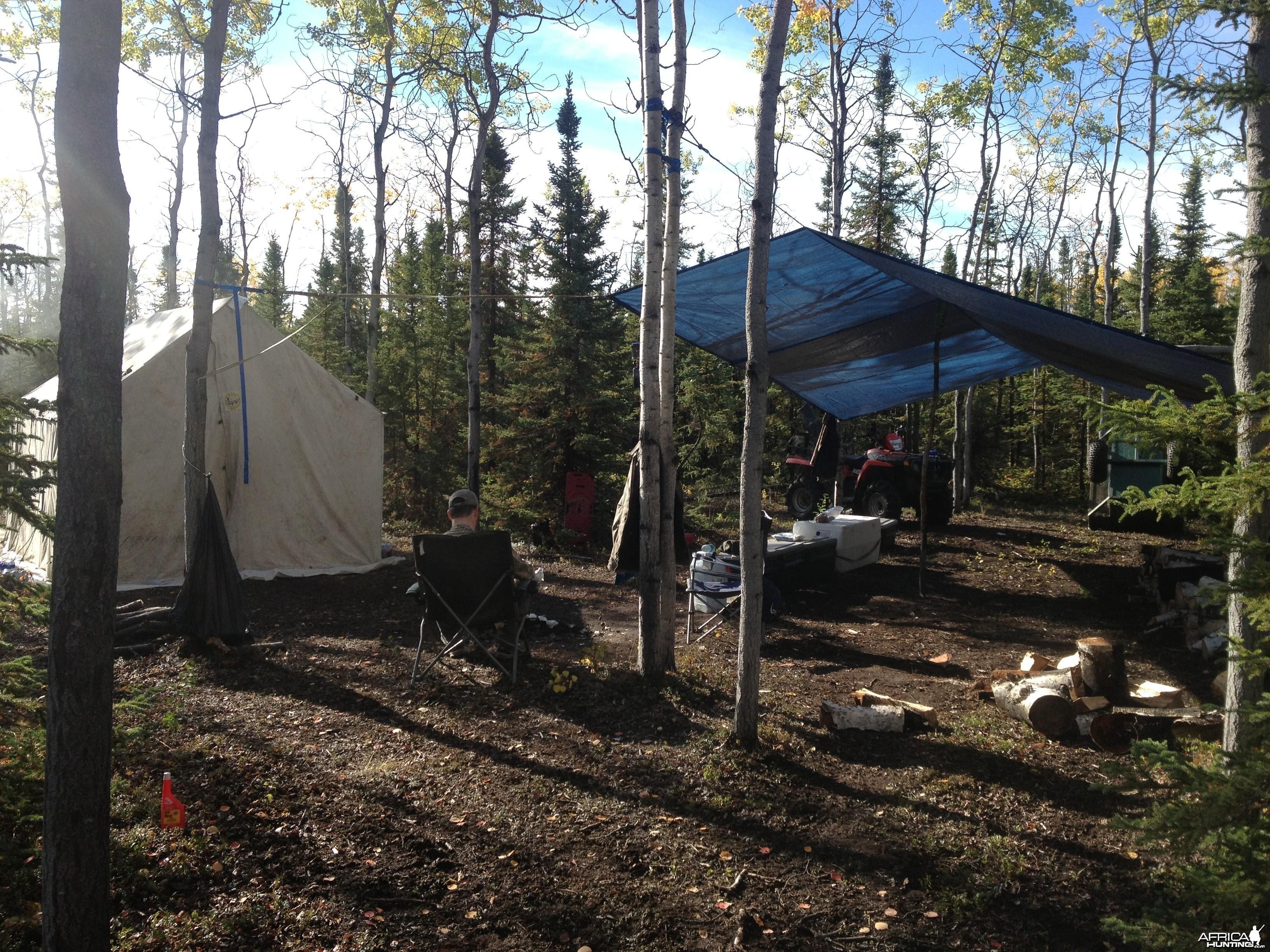 2013 Moose camp