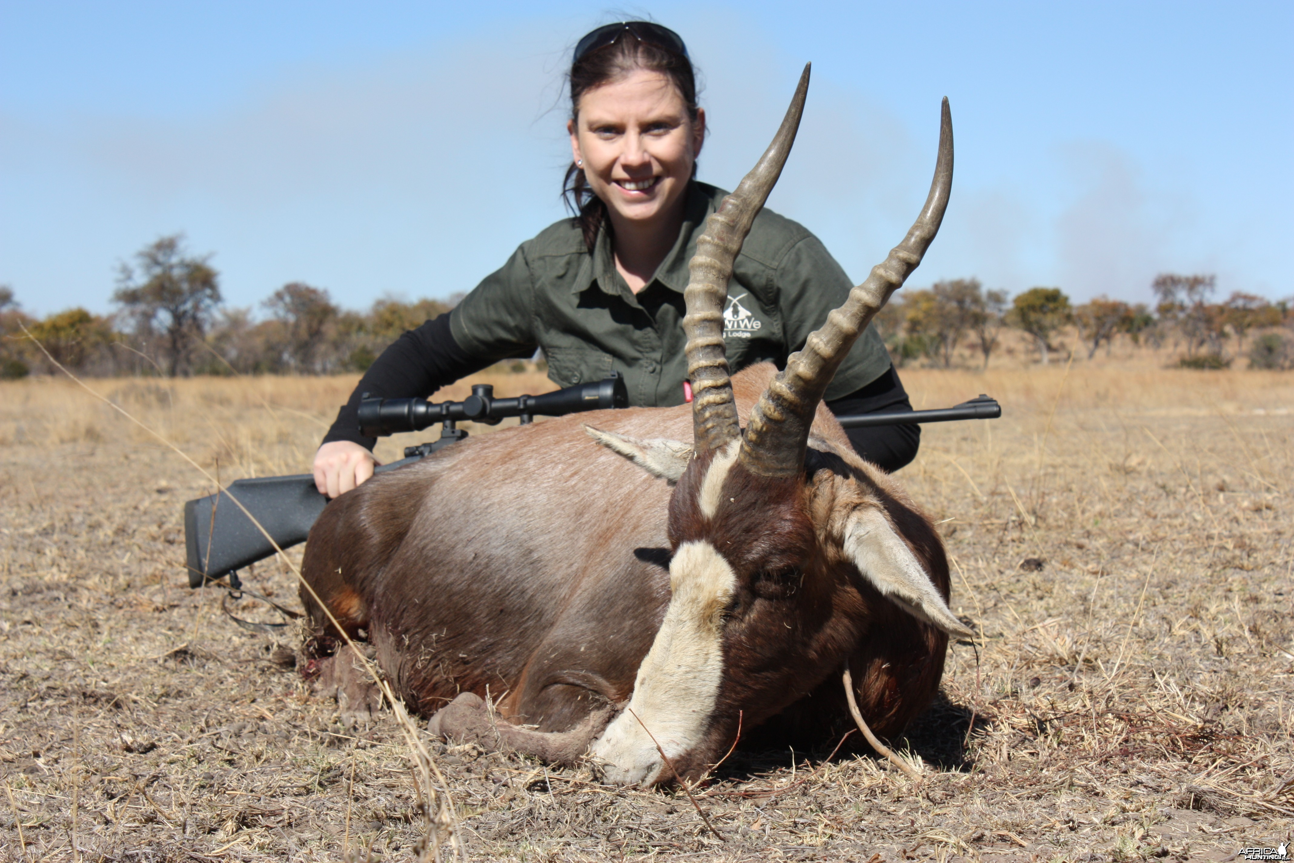 Blesbuck - South Africa