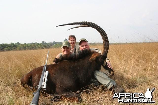 Hunting Sable
