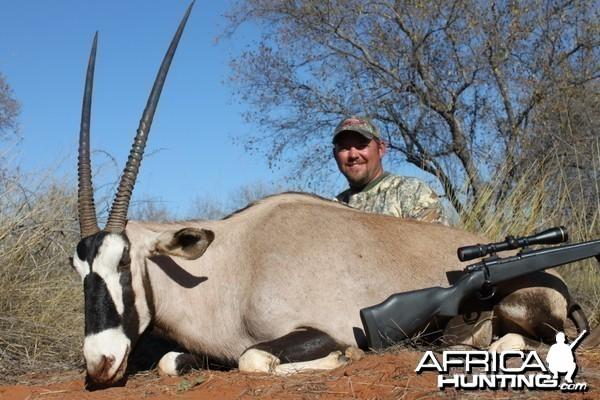Gemsbuck South Africa
