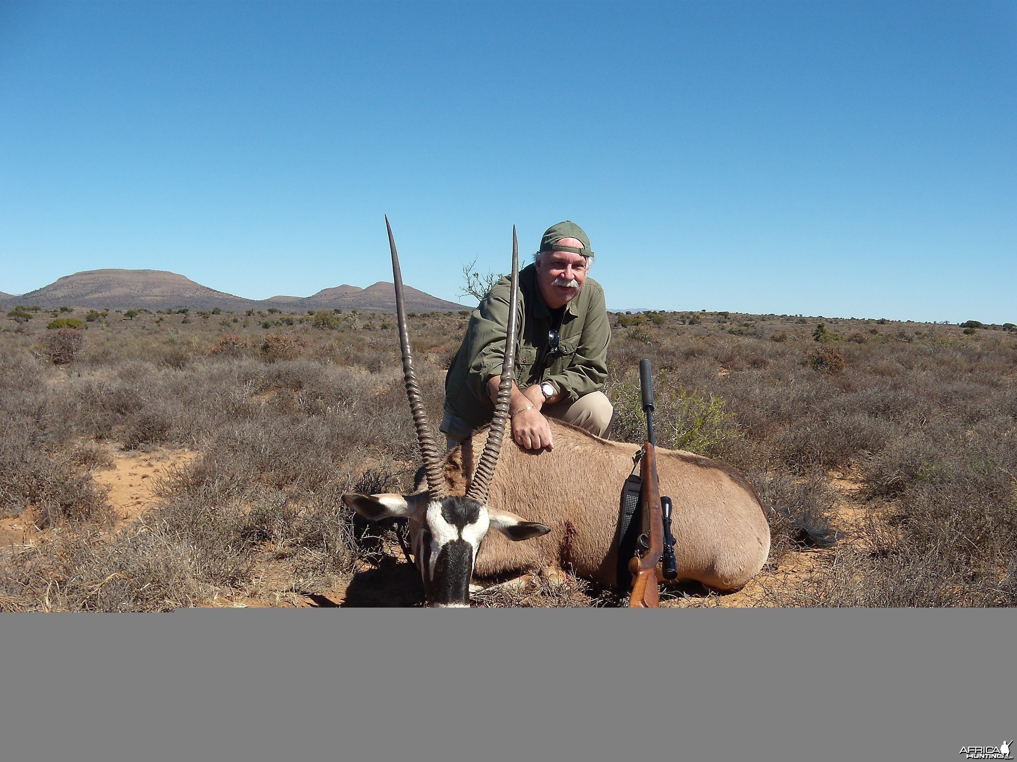 Gemsbok 3 for the books
