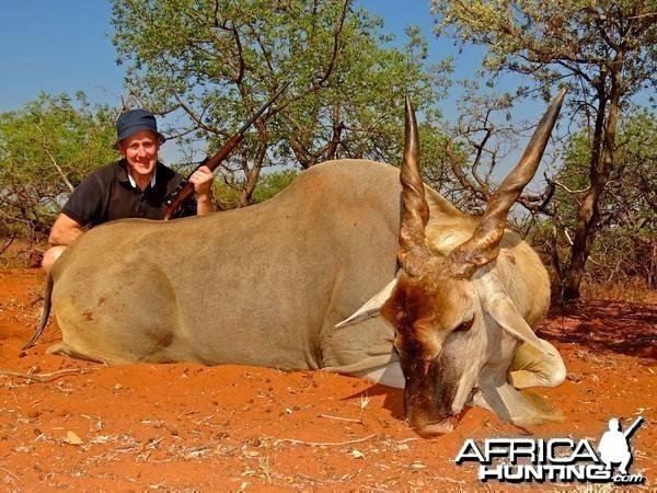 Eland ~ Soutpansberg, South Africa