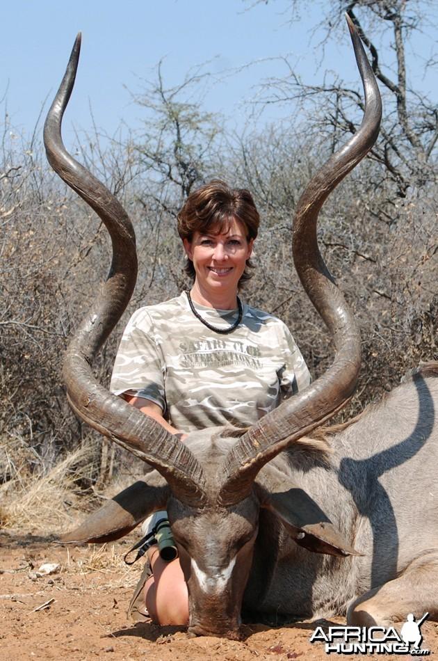 Kudu Namibia 2010