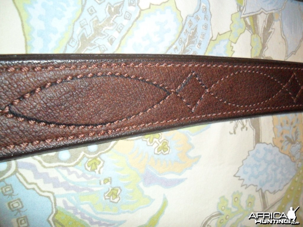 Belts Close Up