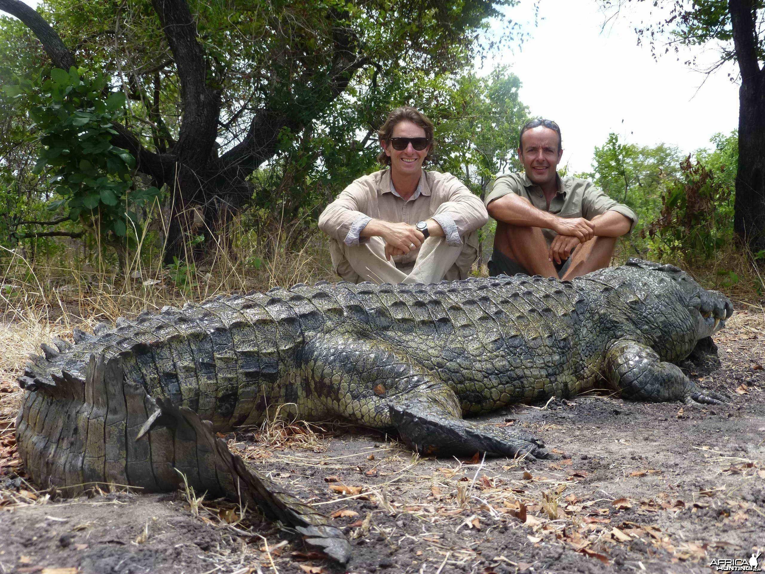 Croc Selous