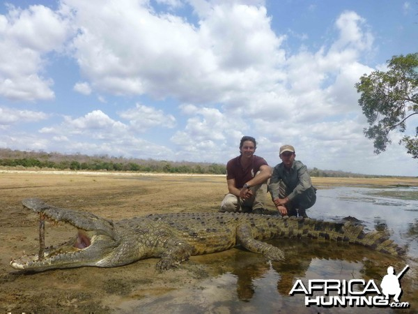 Croc 3 Selous