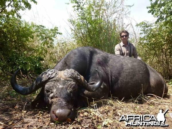 Buffalo Selous