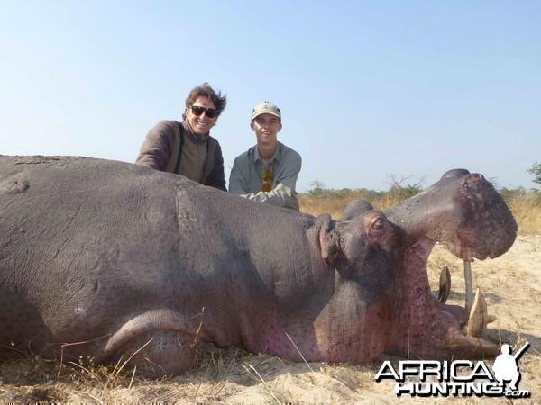 Hippo Boko Selous