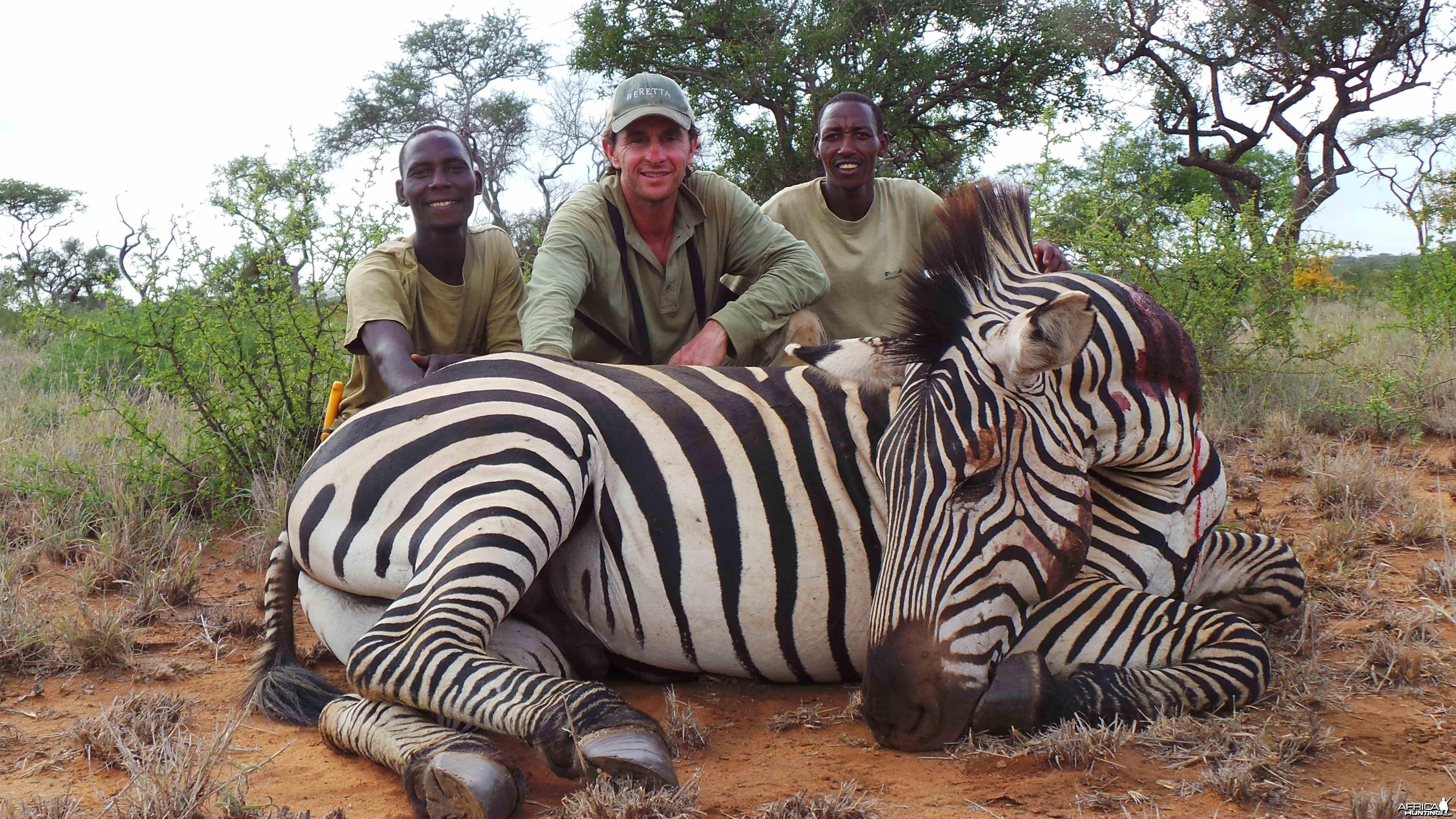 Zebra Massai Ruvu