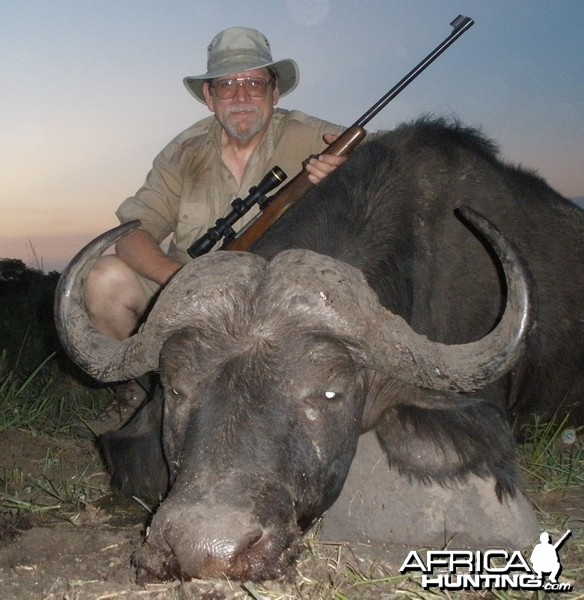 1st Cape Buffalo Hunt