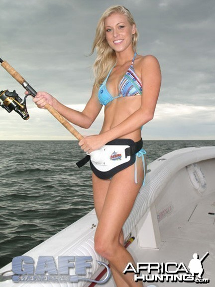 Hot Fishing Girls