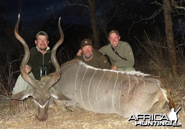 Masailand Greater Kudu