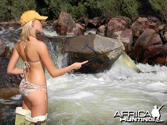 fishing Bikinis
