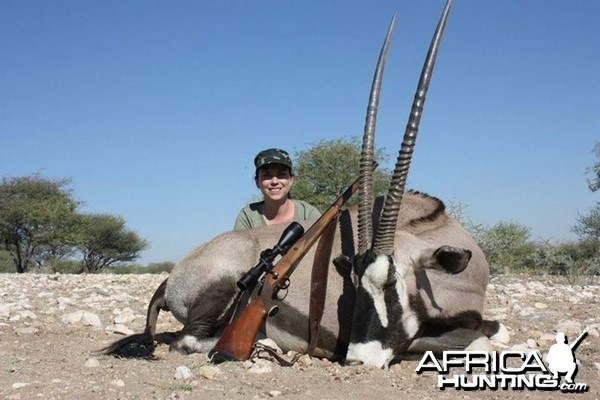 Gemsbuck (Oryx) - Namibia