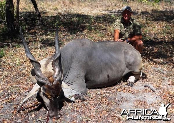 Trophy East African Eland