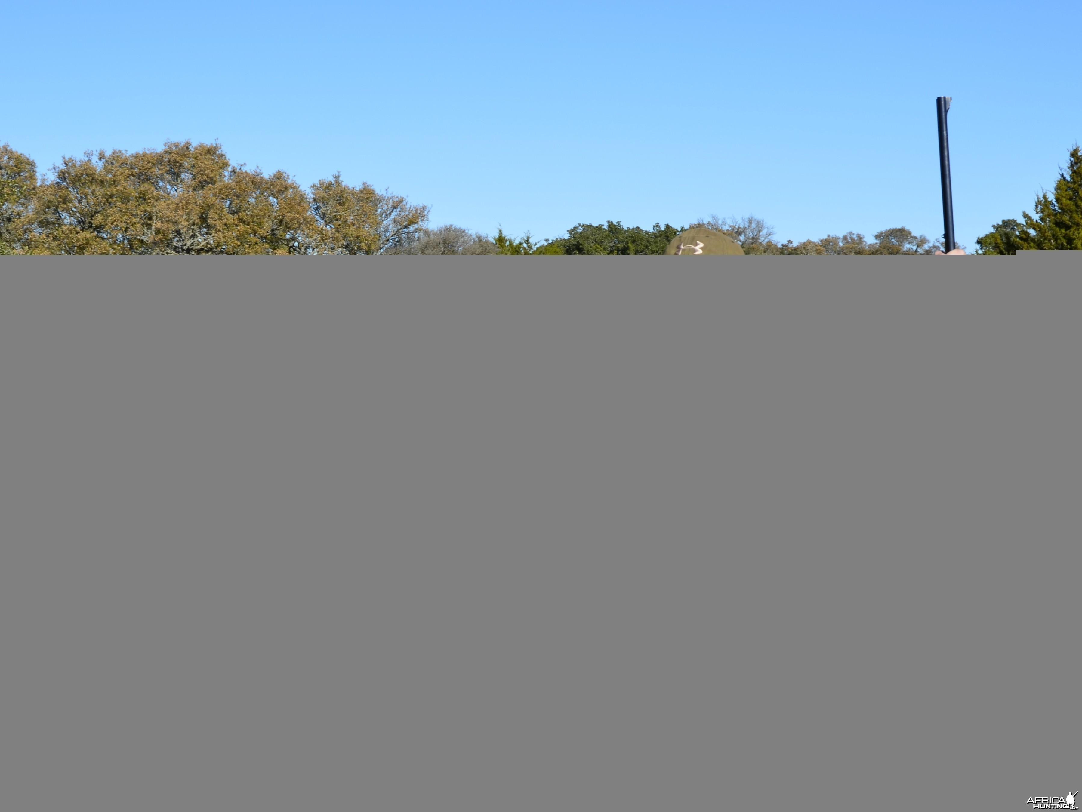 "Blackbuck with 450 3-1/4"" Heym"