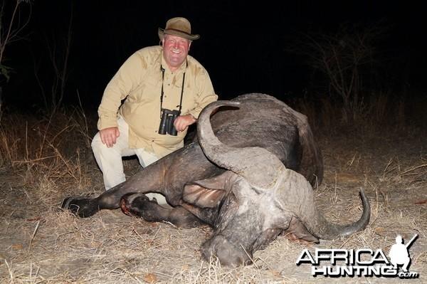 Selous Buffalo