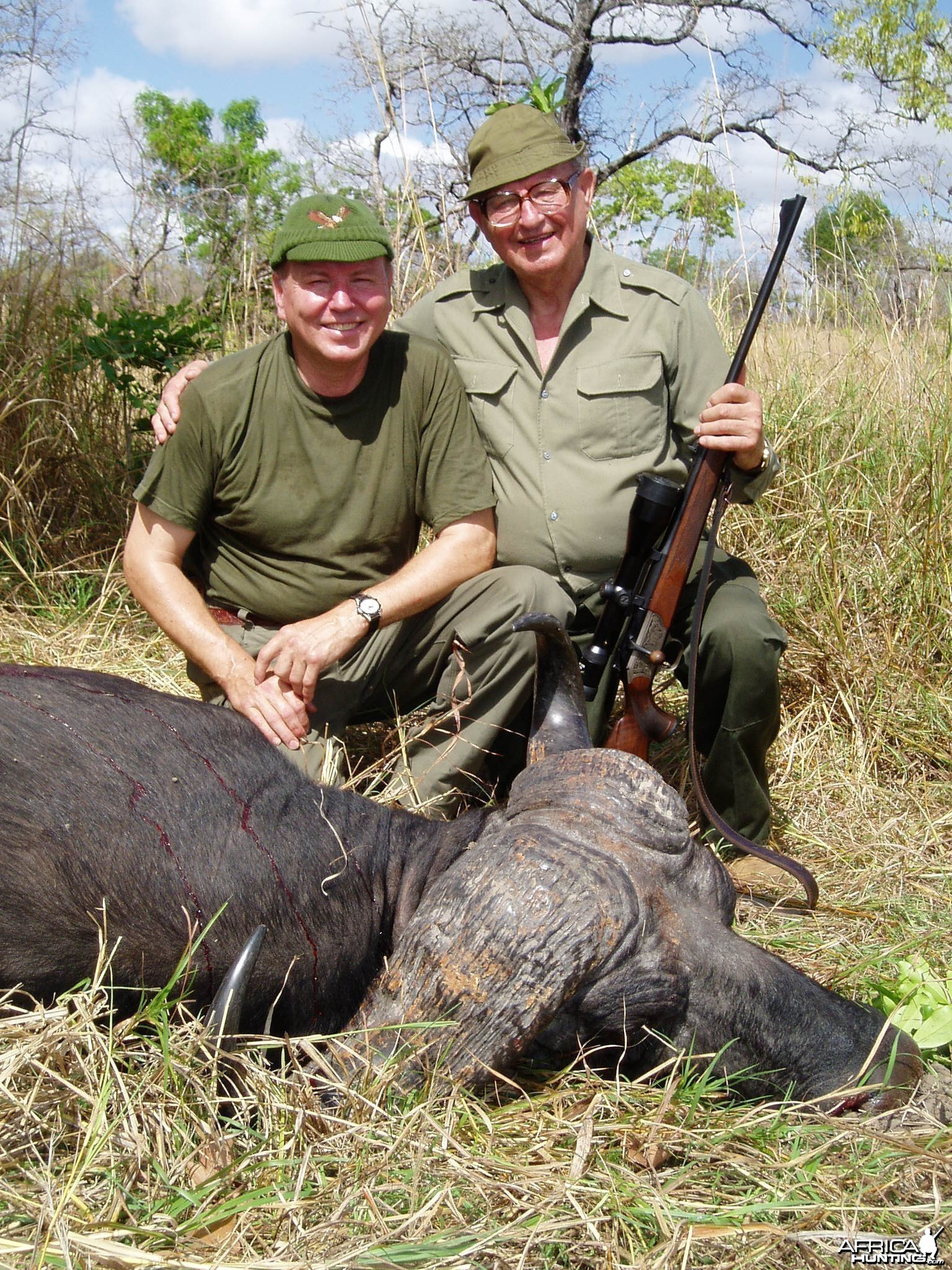 Hunting Tanzania Selous K1