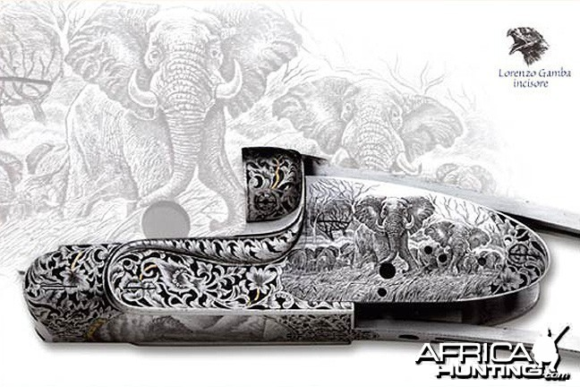 Firearms Engraving