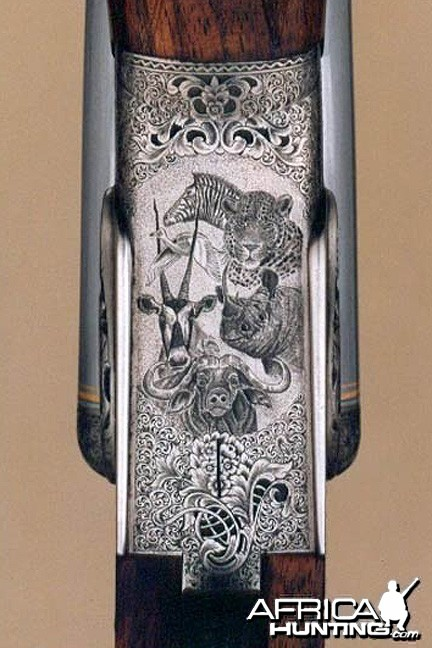 Rifle Engraving