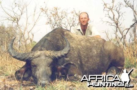 Savanna buffalo - Chasse au Benin