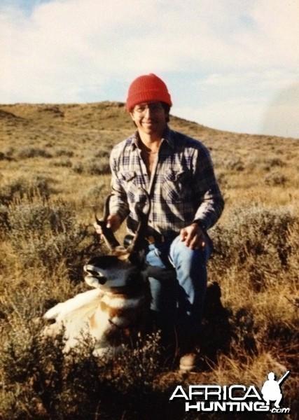 1st Pronghorn Antelope
