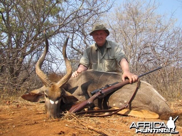 August 2013 Eric Johanson Guy Coleach hunt