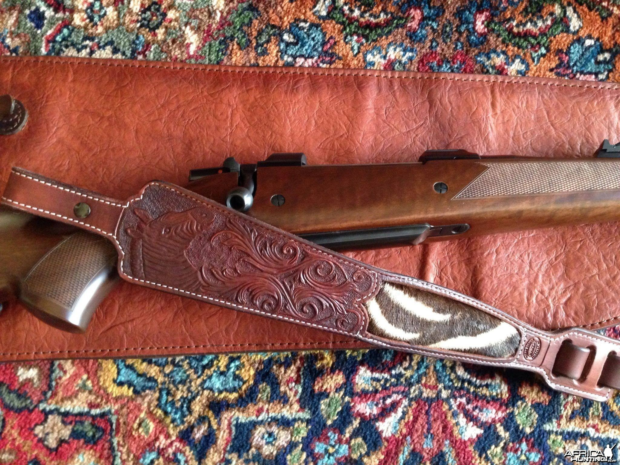 Custom Made Gun Sling