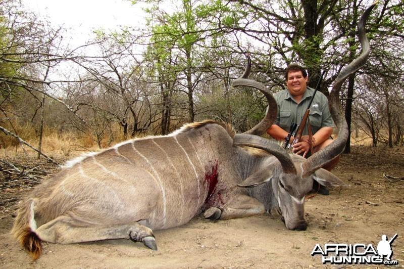 72 inch Kudu
